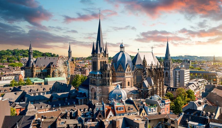 Aachen - NETRONIC Standort