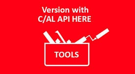 Use our Toolbox also with C/AL Code