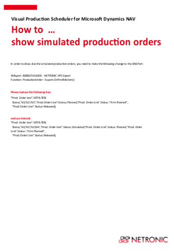VPS - How to show simulated production orders - Visual Production Scheduler.png