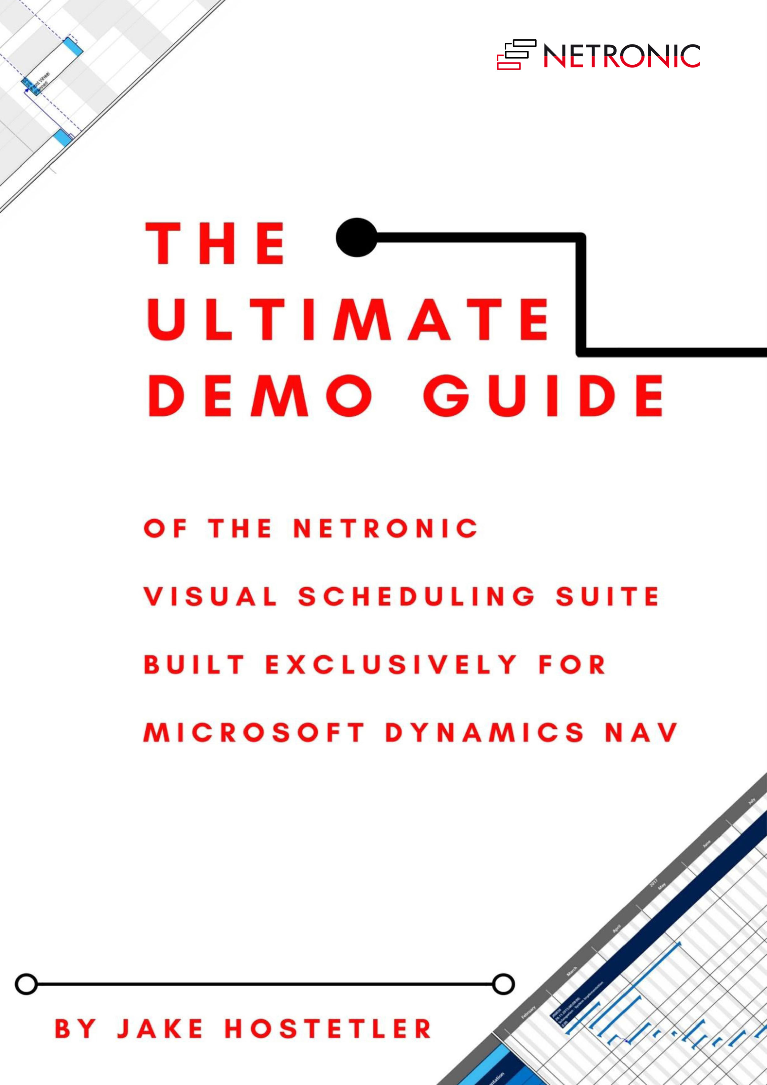The NETRONIC Ultimate Demo Guide 2019