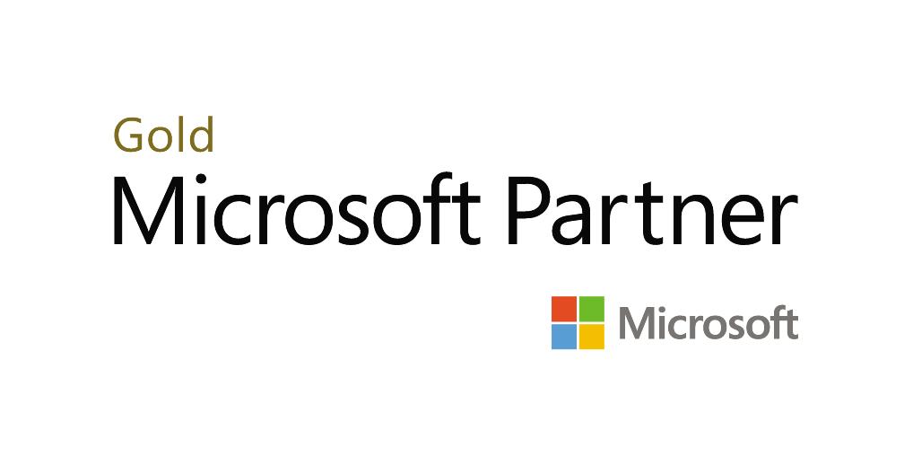Award - Microsoft Gold Partner