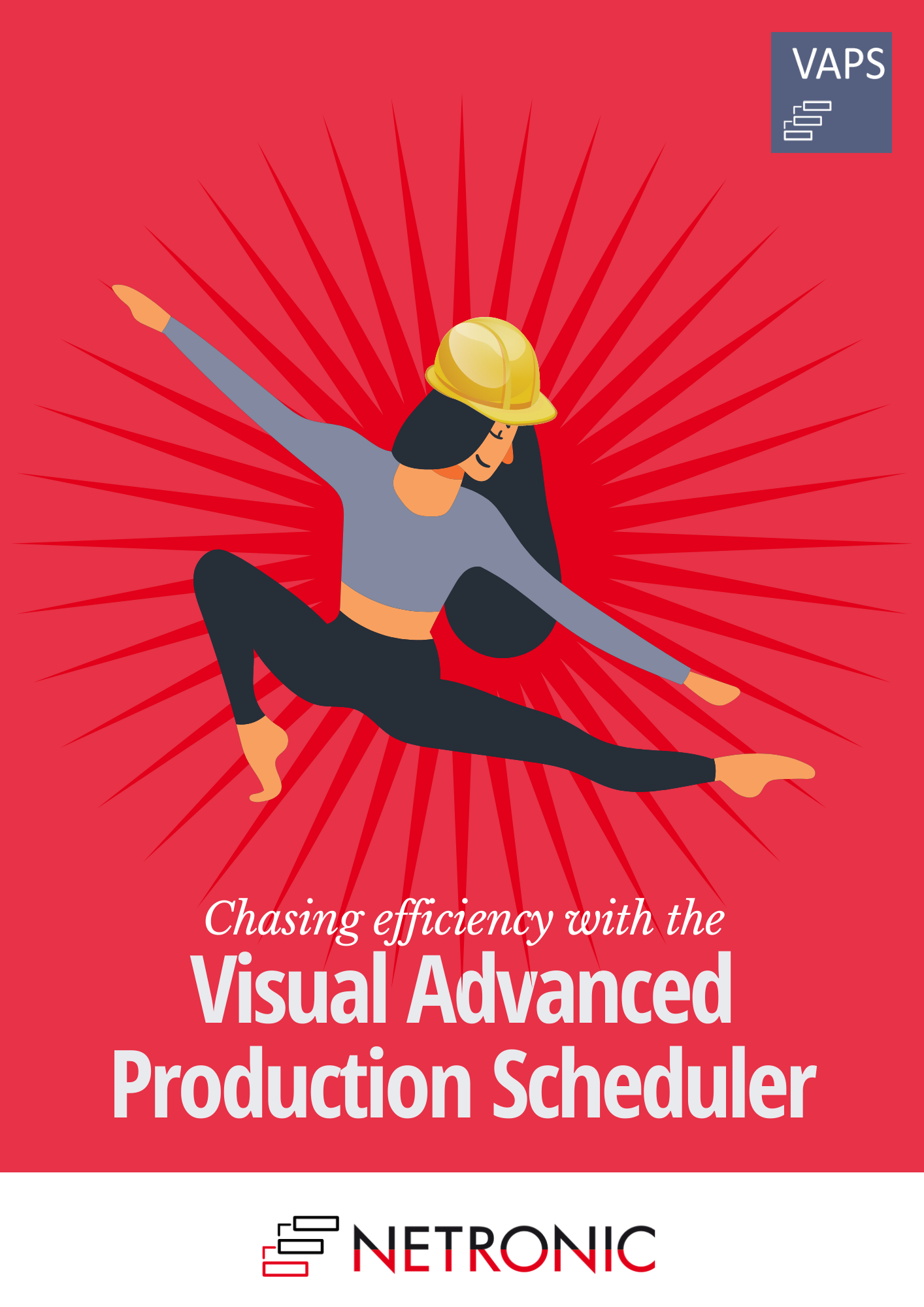 Visual Advanced Production Scheduler