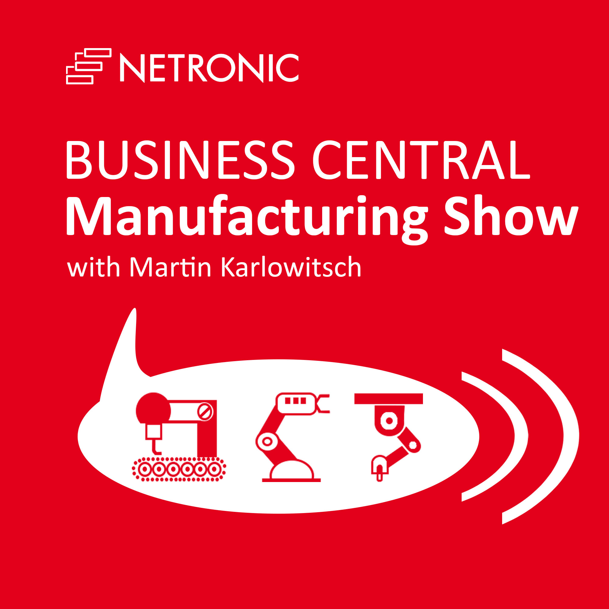 Business Central Manufacturing Show - square