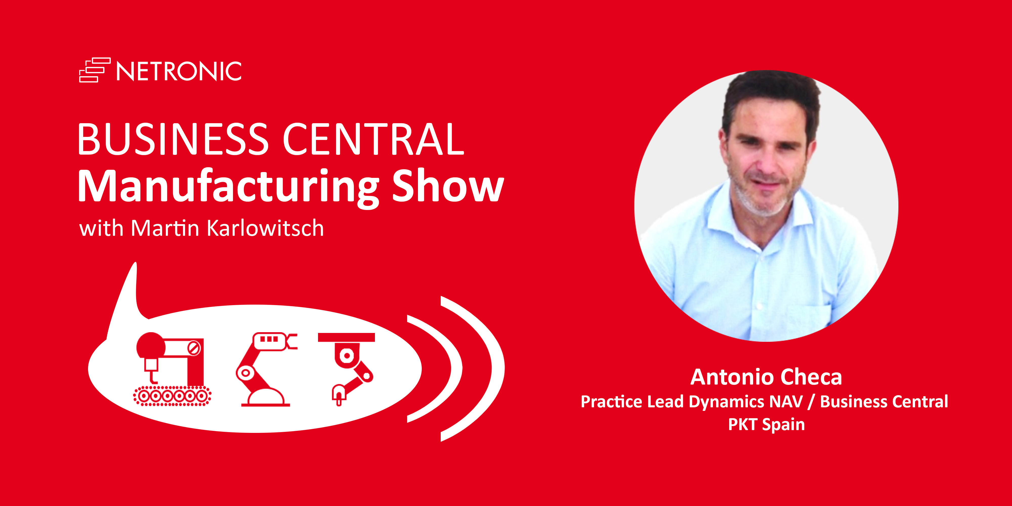 How to jumpstart Business Central production scheduling [podcast]