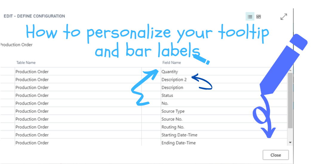 Our latest step to personalizing your Visual Scheduler